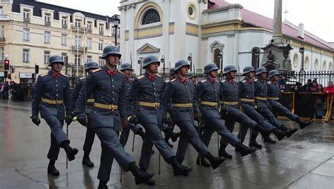 ejercito de chile 2016 tropas germanas no papa ejercito de chile 2016
