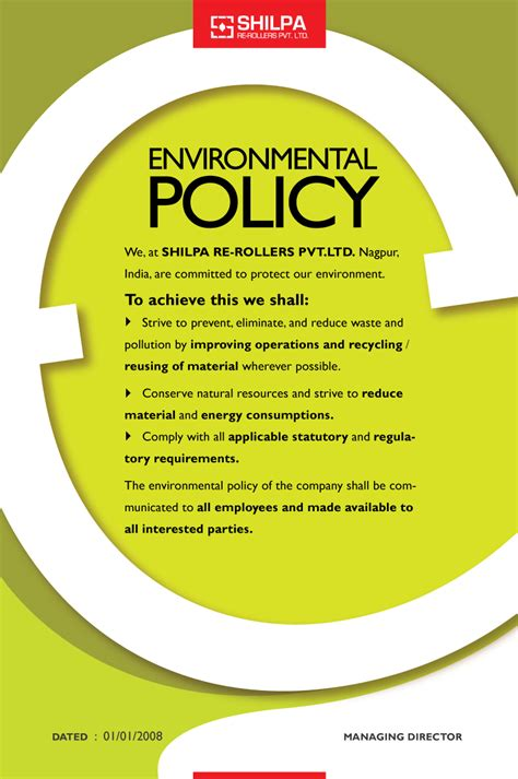 environmental policy design welcome to our site