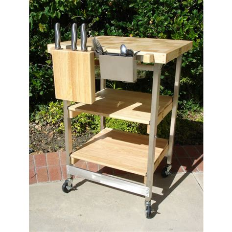 kitchen carts kitchen folding carts by oasis kitchen