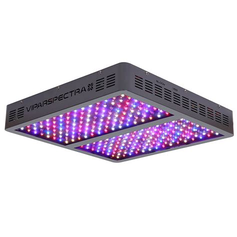 led grow lights review viparspectra 1200w led grow light review a powerhouse or