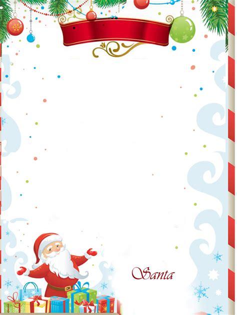 santa letter request letter santa claus mailed