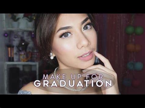 tutorial rambut graduation full download belajar makeup natural untuk wisuda acara