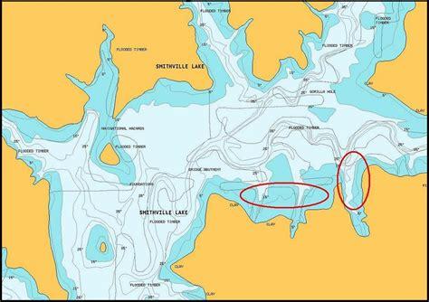 smithville lake map smithville 5 29 and 5 30
