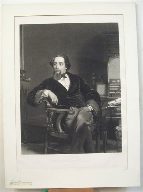 old willum charles dickens charles dickens a portrait of charles dickens frith william powell ra v