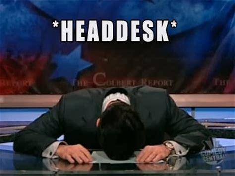 Head Desk Meme - devil in the details editing services motivational memes