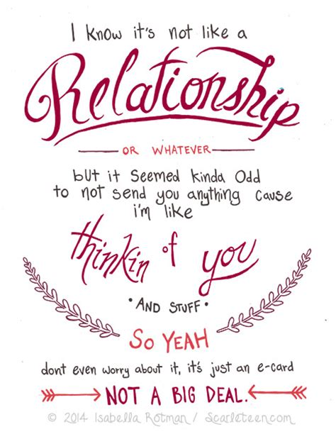 valentines day card for new relationship scarleteen e cards scarleteen