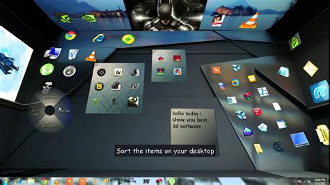 desktop software best 3d desktop software