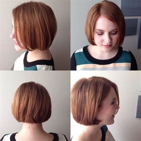 how to do hair to complaintment round face classic bob hairstyle hairstyles