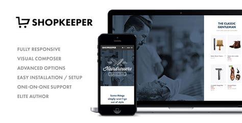 Themeforest Shopkeeper | shopkeeper responsive wordpress theme v1 3 1 wordpress