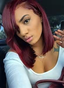 burgundy hair color on skin hair color for olive skin 36 cool hair color ideas to