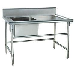 stainless steel work table with sink stainless steel table sink ss table sink suppliers