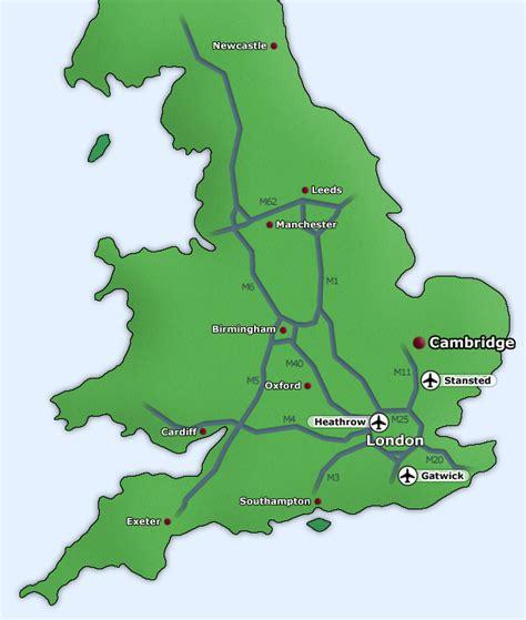 map uk cambridge location of fitzwilliam college fitzwilliam college