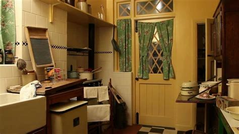 1950s Houses by The 1940s House The Kitchen Youtube