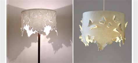 lovely diy paper lamps