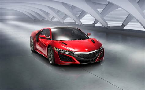 2016 acura nsx wallpapers hd wallpapers