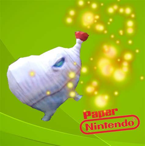 Pikmin Papercraft - pikmin fiery blowhog papercraft papercraft paradise