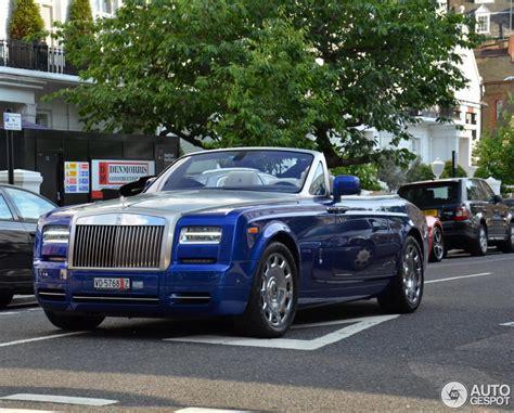 Rolls Royce Phantom Drophead Coup 233 Series Ii 29 June