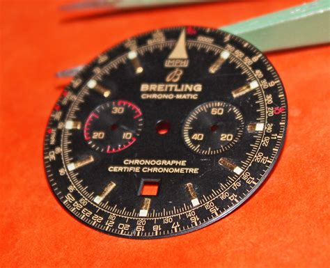 Ainger Matic Goldblack breitling chrono matic black gold lume dots chrono shop