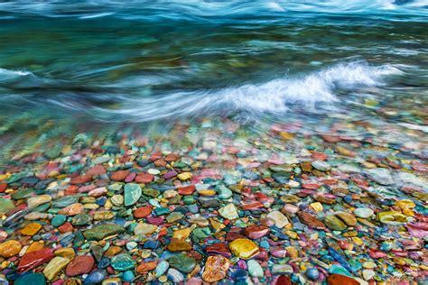 lake mcdonald montana colored rocks the best images of 2016 mcdonald creek glacier national