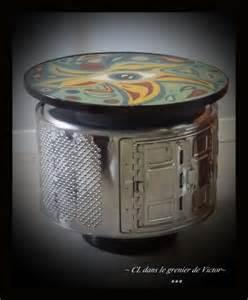 un grand classique tambour de machine 224 laver d 233 tourn 233 en