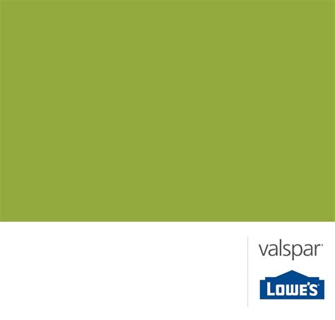 pantone macaw green from valspar inspiration