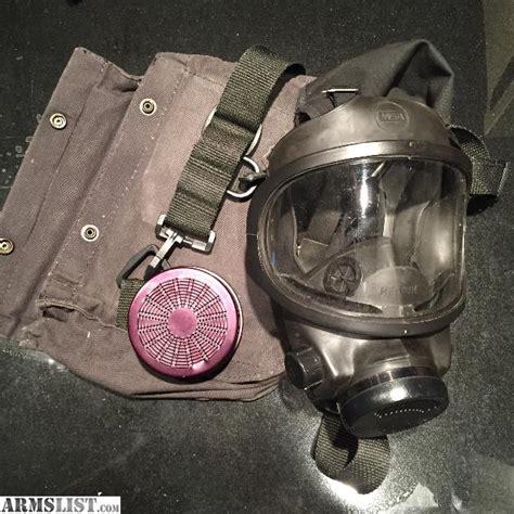 Mask 20 Size Medium armslist for sale msa gas mask size medium