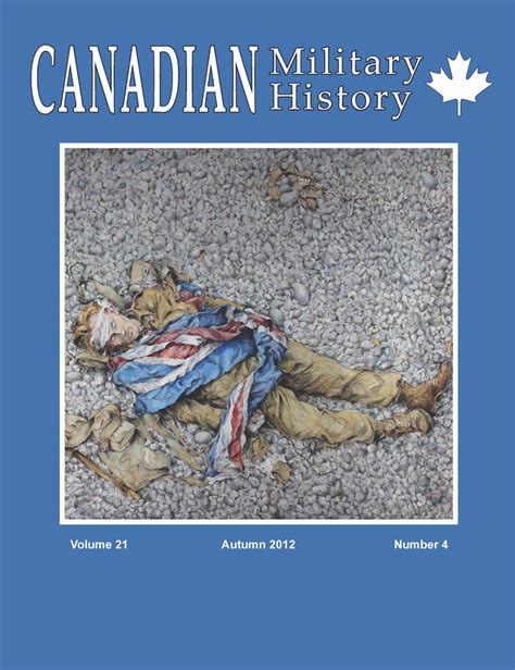 French Canadian Meme - autumn 2012 volume 21 no 4 canadian military history