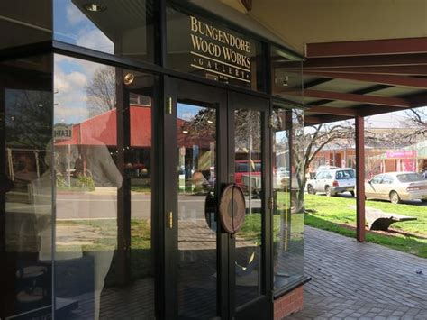 bungendore woodworks gallery 外観の様子 picture of bungendore wood works gallery