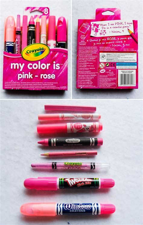 my color crayola my color is 8 count s crayon collection