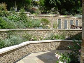 How To Build A Garden Summer House - garden wall in guildford surrey pc landscapes