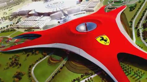 Fastest Roller Coaster In Ferrari World by Ferrari World Abu Dhabi Uae World S Fastest Roller