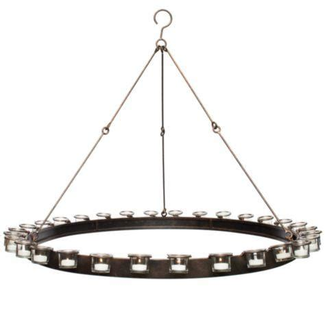Ambrose Round Candle Votive Chandelier Votive Candle Chandelier