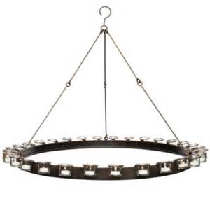 votive chandelier ambrose candle votive chandelier