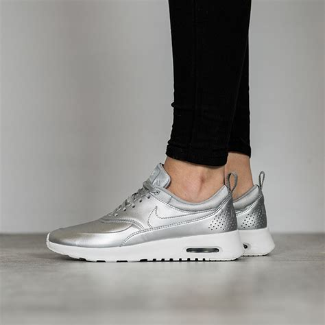 nike air max thea sneakers s shoes sneakers nike air max thea se quot metallic