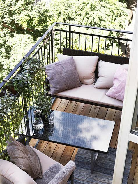 kleiner balkon gestalten balkongestaltung 50 fantastische beispiele archzine net