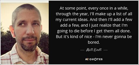 themes in it s kind of a funny story matt kindt quote at some point every once in a while