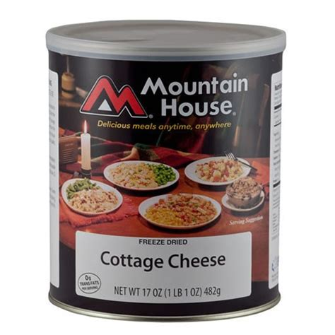 Cottage Cheese Shelf by Mountain House Cottage Cheese In 10 Can