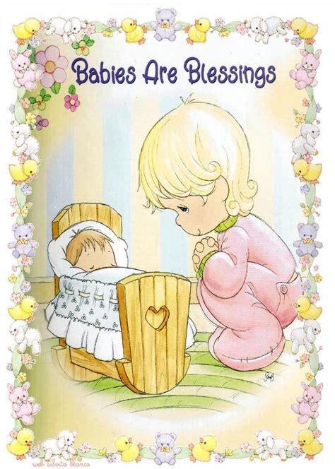 Precious Moments Baby Shower by Me Gusta La Clase De Religi 243 N Beb 233 S Preciosos Momentos 1 170