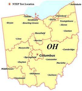 Ohio Map Usa by Gallery For Gt Ohio Map For Kids