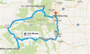 Colorado Toll Roads Map by The Most Terrifying Colorado Road Trip Is Right Here And