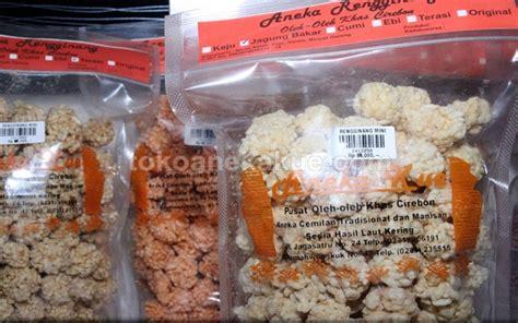Krupuk Bawang Khas Cirebon toko oleh oleh khas cirebon aneka kue direktori bisnis