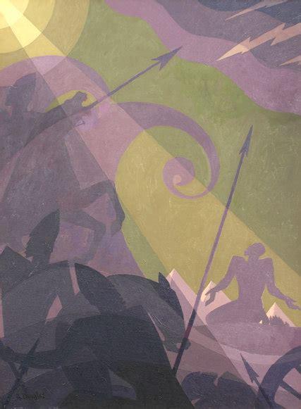 aaron douglas paintings    met   national