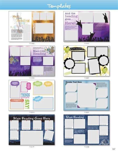 yearbook layout software 126 best images about pictavo art guide on pinterest
