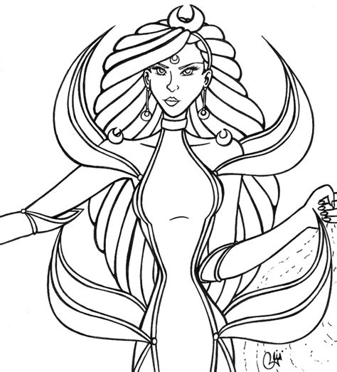 evil queen coloring page free coloring pages