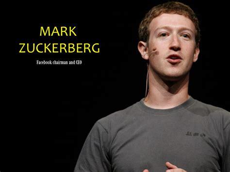 Biography Facebook Founder | mark zuckerberg and facebook presentation slides