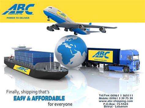 abc shipping co airlines air freight
