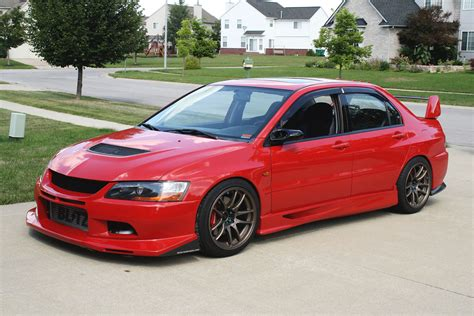 2003 mitsubishi lancer modified mitsubishi lancer evolution tech voltex aero installation