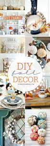fall decorations diy fall decor diy ideas the 36th avenue