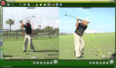 golf swing analysis 6 best software for golf swing analysis