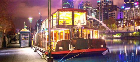 boat cruise dinner melbourne melbourne yarra river dinner cruise experience oz